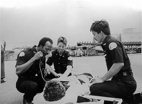 Emergency Medical Technicians, Circa 1980
