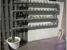 Hydroponics made simple YouTube garden, rabbits