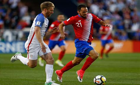 Costa Rica frena a Estados Unidos - Diario Deportivo Más