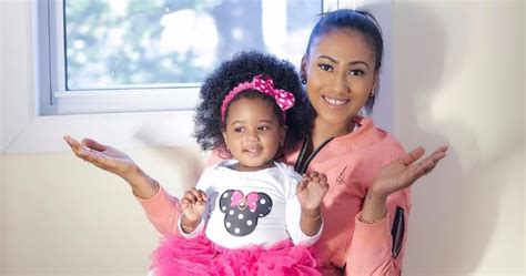 See Photos Of Hajia4real's Daughter All Grown Up As She