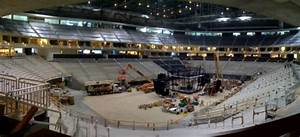 Consol Energy Center Seating Chart Touring The New Barn Consol Energy Center Is Amazing