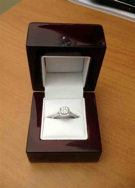 36 best engagement ring box images pinterest engagement ring boxes boxing and black