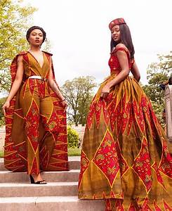 ~African fashion, Ankara, kitenge, African women dresses ...