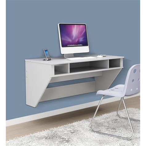 white wall mounted desk contemporary dark brown wooden wall mounted desk for