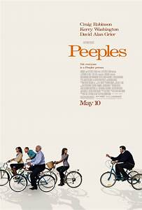 Peeples (#3 of 4): Extra Large Movie Poster Image - IMP Awards