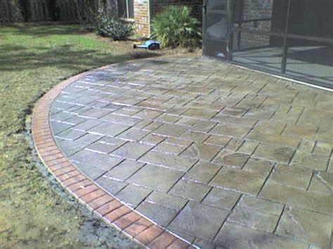 beaumont garage epoxy flooring decorative concrete coatings sting