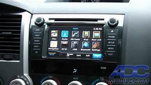 2007 Toyota Tundra Radio Replacement