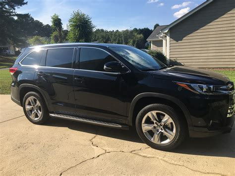 toyota highlander coffre car suv truck