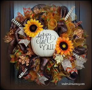 Fall Wreaths  Fall