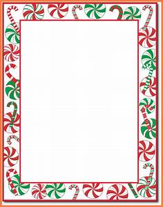 7 christmas letterhead templates word company letterhead With christmas letter stationery templates