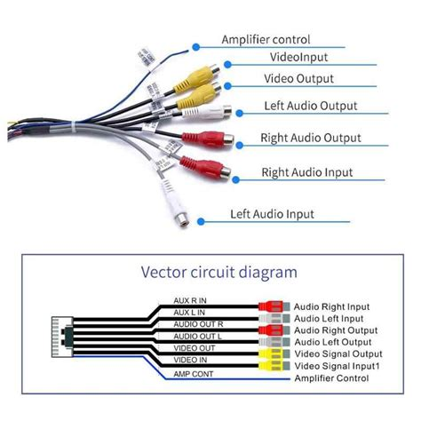 3 5 Mm To Rca Wiring Diagram by Detail Feedback Questions About Vodool 20pin To 6x3