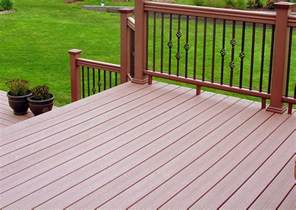 composite deck composite deck exles