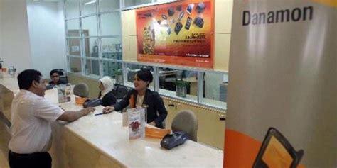 lowongan kerja pt bank danamon posisi personal banking
