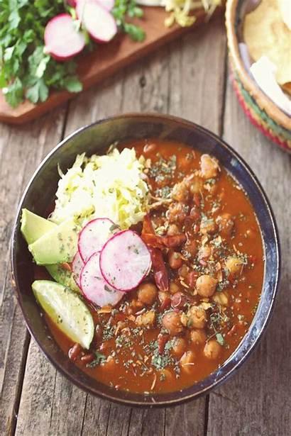 Pozole Recipe Best10en Vegan Rojo