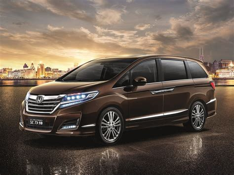 2018 Honda Odyssey Usa  New Car Release Date And Review