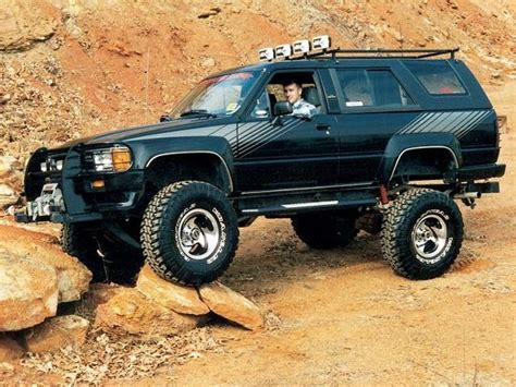 Sweet And Clean 4runner