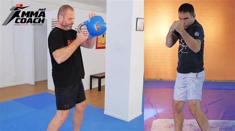kettlebell mma punching exercises power