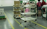 缺工!智動化運載系統替工人搬重物 | 財經 | 聯合影音
