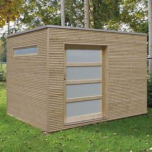 Abri De Jardin Toit Plat : abri de jardin toit plat abri de jardin alu abri de ~ Dailycaller-alerts.com Idées de Décoration