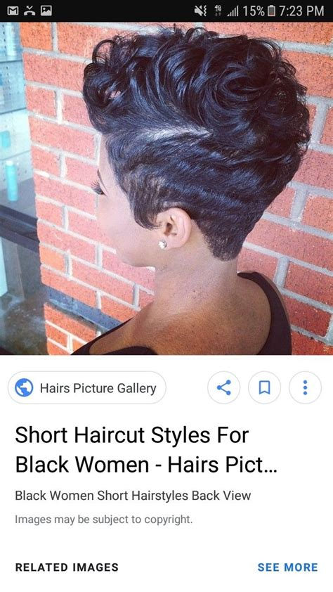 pin  xiara flores ameris  short hair  images