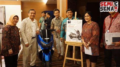 Nmax 2018 Semisena by Nmax Raih Penghargaan Design Indonesia 2018