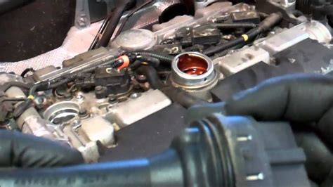 volvo xc  spark plug replacement youtube