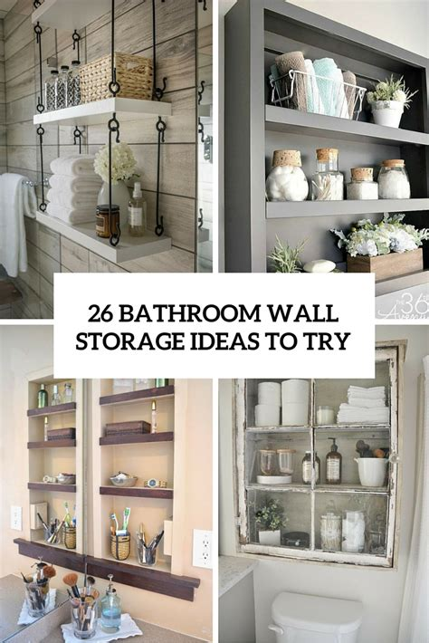 cool bathroom storage ideas the best decorating ideas for your home of july 2016