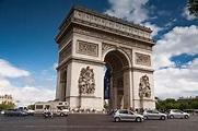 Arc De Triomphe, Biggest Gate In Paris, France | Found The ...