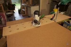 Fabriquer Un établi : diy r alisation de mon tabli pas pas partie 2 3 ~ Melissatoandfro.com Idées de Décoration