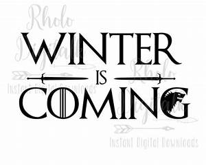 winter is coming instant digital download With it covers everything you need to know about getting started in lcd