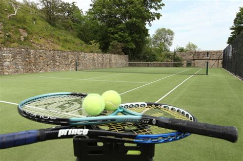 tennis court facilities    vicarage richmond