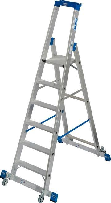 stabilo stehleiter fahrbar  stu krause systems