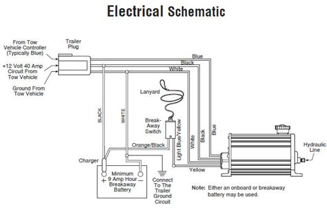 dexter electric hydraulic drum brake actuator k71 650
