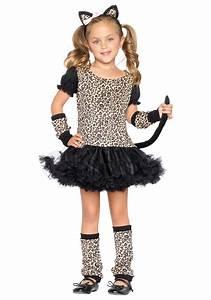 Kids Cat Tutu Costume - Girls Cat Costumes