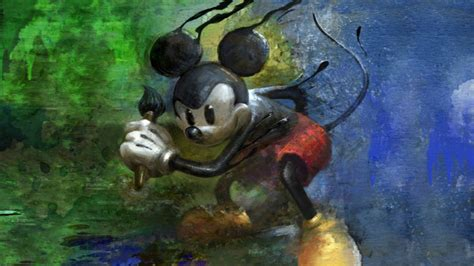 Epic Mickey 2 The Power Of Two Confirmed Contains Co Op