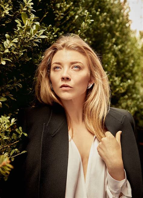 Natalie Dormer In natalie dormer explores the human condition in