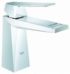 Mitigeur Grohe Lavabo : mitigeur de salle de bain grohe allure brilliant pour ~ Dallasstarsshop.com Idées de Décoration