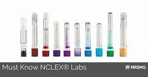 Nursing Fishbone Lab Values Diagram For Nclex