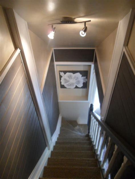 mon escalier lambris peinture jonc de mer beaucoup de