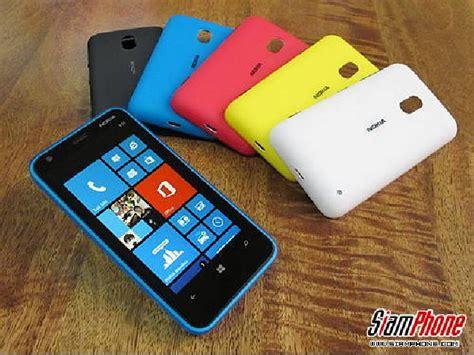 พรีวิว Nokia Lumia 620 สมาร์ทโฟน WP8 ไซส์กะทัดรัด หน้าจอ 3 ...
