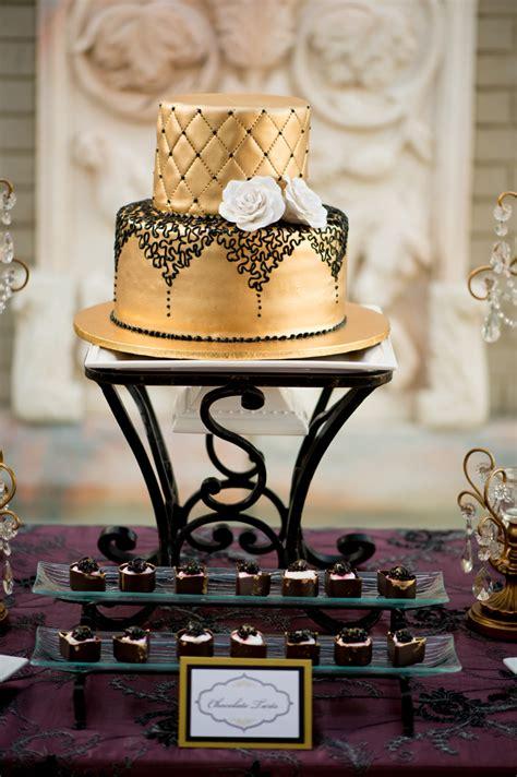 leas glamorous boudoir bridal shower trueblu