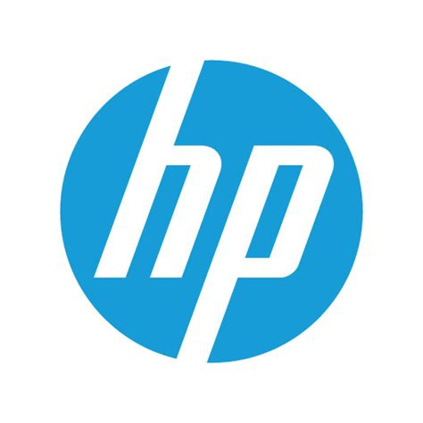 HP Logo and Tagline