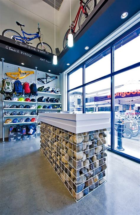 Office Desk Kelowna by A Contemporary Bicycle Shop Retail Design By Hatch