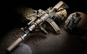 Assault rifle wallpapers