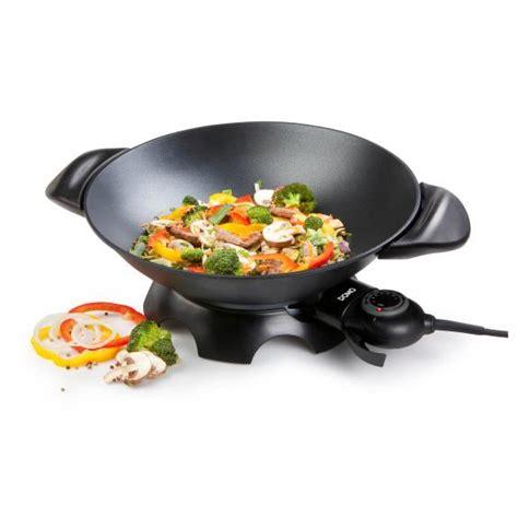 cuisine au wok electrique wok éléctrique domo