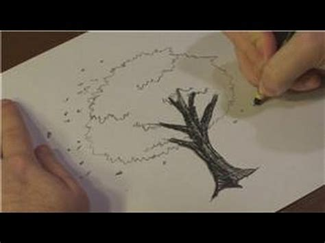 nature drawings   draw cherry blossoms  black