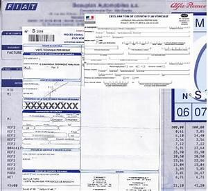 Document Pour Vente De Voiture : les documents pour vendre une voiture d 39 occasion ~ Gottalentnigeria.com Avis de Voitures