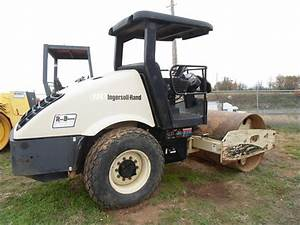 Ingersoll Rand Sd70d - Single Drum Rollers