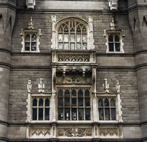 Images Turret Windows by Tower Bridge Window One One Whistler