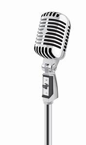 Vintage Microphone Stand Clip Art | Clipart Panda - Free ...